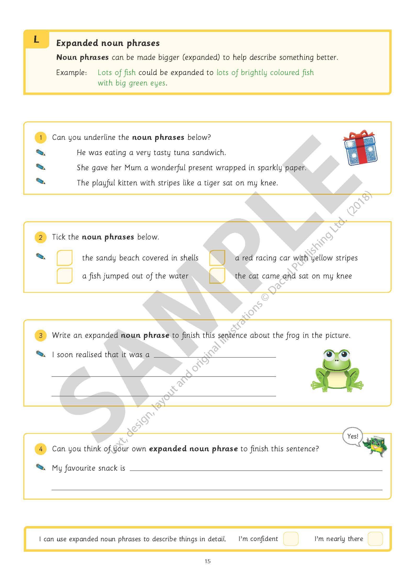 grammar spelling and punctuation pdf