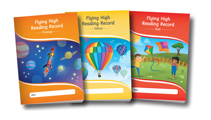 Flying High Reading Records
